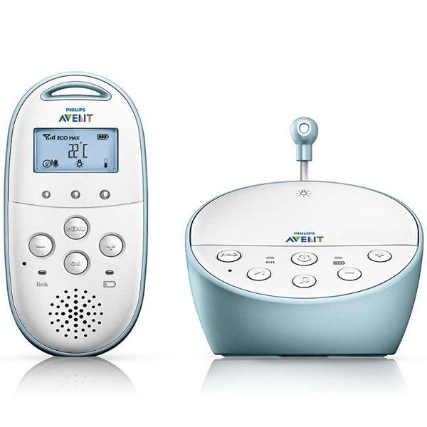 Alarm za Bebe Dect Baby Monitor SCD560/00 - ODDO igračke