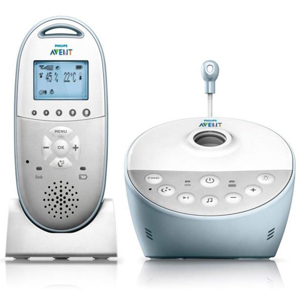 Alarm za Bebe - Dect Baby Monitor SCD580/00 - ODDO igračke