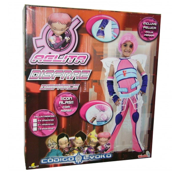 Kostim Codigo Lyoko 9114 - ODDO igračke