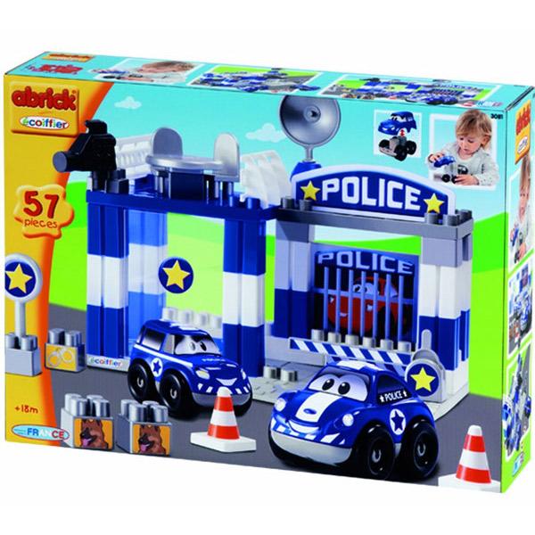 Policijska Stanica Abrick SM3081 - ODDO igračke