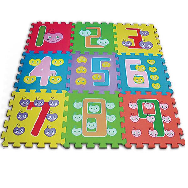 Podna Puzzla Brojevi CH-001 - ODDO igračke