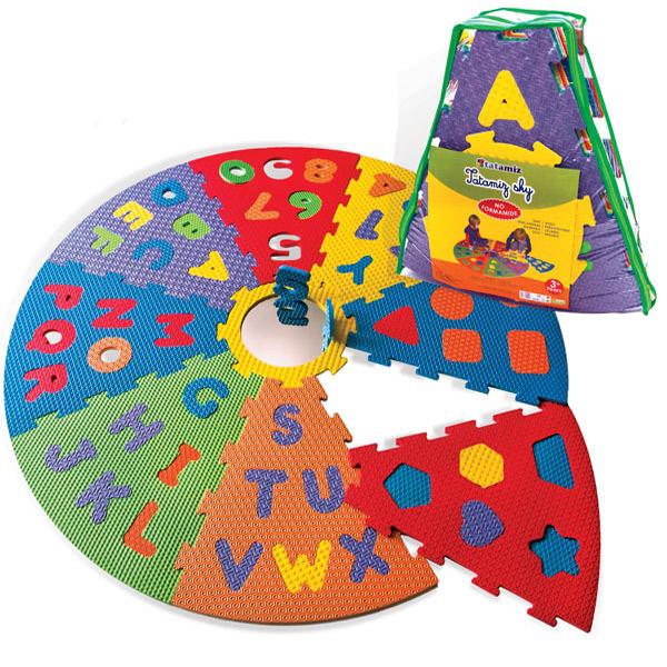 Podna Puzzla Ogledalo 2527B - ODDO igračke