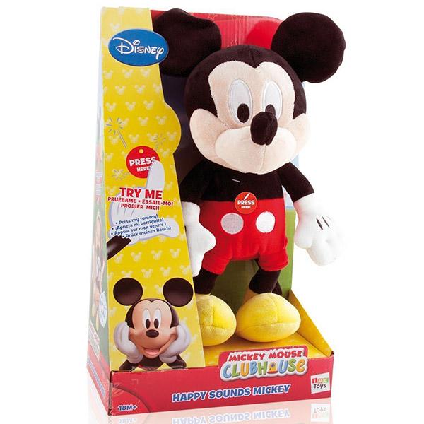 Disney Mickey Happy Sounds Mickey 181106 - ODDO igračke