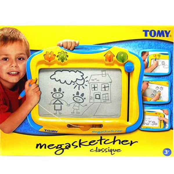 Tomy Tabla Piši Briši TM6555 - ODDO igračke