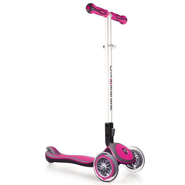 Trotinet Globber Elite Solid roze 18130 - ODDO igračke