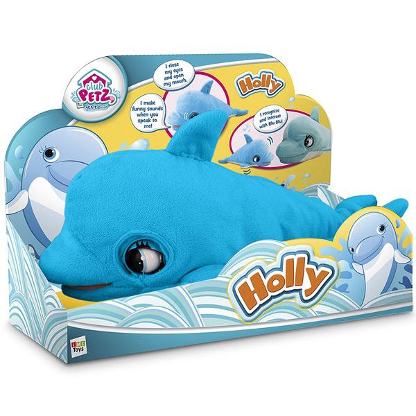 Beba Delfin Holly IMC Toys 0126357 - ODDO igračke