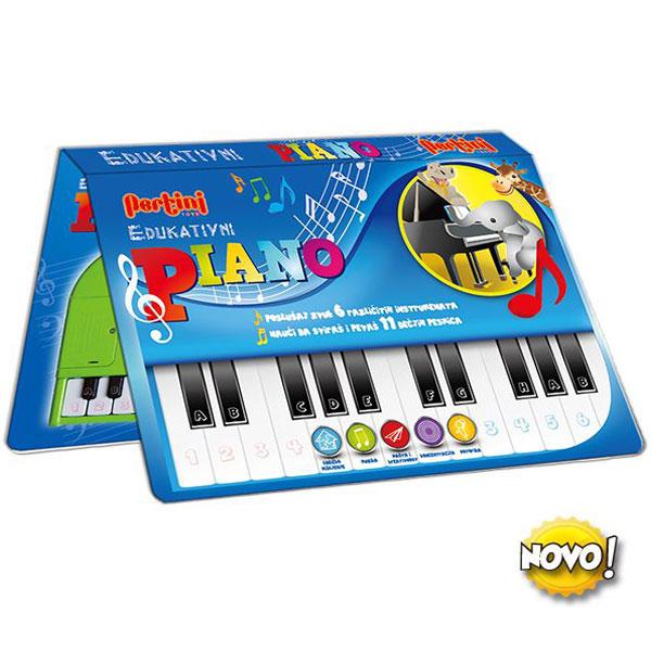 Edukativni PIANO P-0283/1 - ODDO igračke