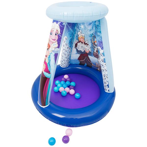 Igralište sa 20 loptica Frozen DFR8-7067 - ODDO igračke