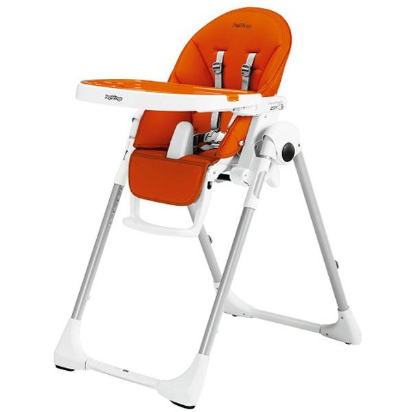 Stolica za hranjenje Prima Pappa Zero 3 Arancia P3510041354 - ODDO igračke