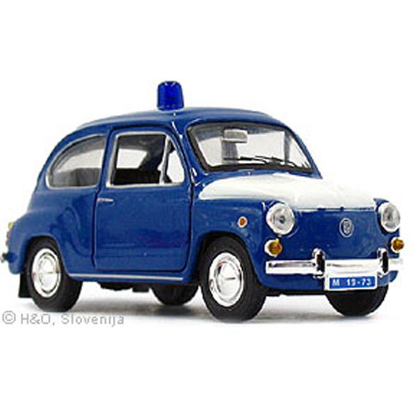 Autić Zastava 750 FIĆA Policija T - ODDO igračke