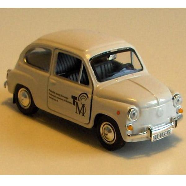 Autić Zastava 750 FIĆA aspecijal TMS 11122 - ODDO igračke