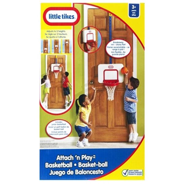Košarka set sa loptom Little Tikes LT622243 - ODDO igračke