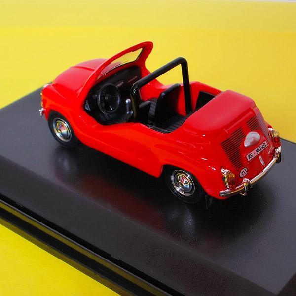 Autić Zastava 750 FIĆA aspecijal Kabrio crveni 11123 - ODDO igračke