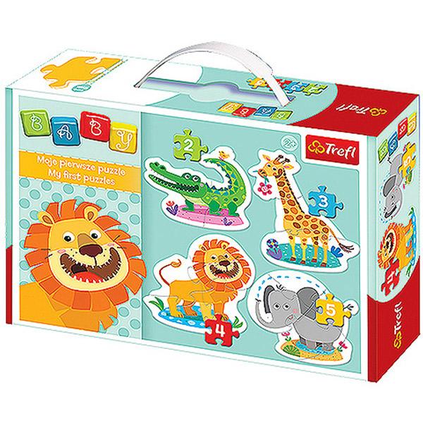 Trefl Puzzle Safari 36054 Oddo Igračke