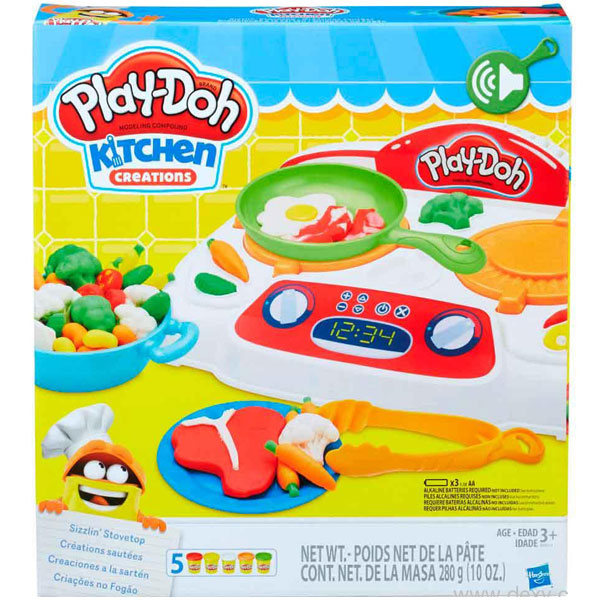 PlayDoh Plastelih kuhinjski set B9014 - ODDO igračke