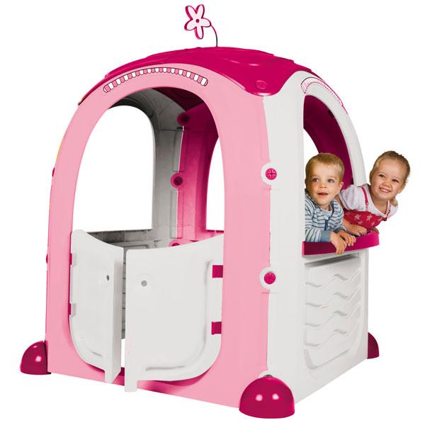 Kućica Cocoon Roze 94x94x125 cm Paradiso 2523 - ODDO igračke