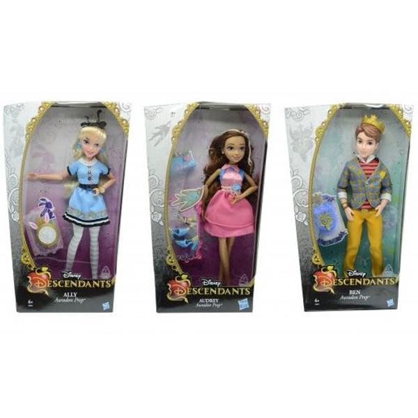Lutka Descendants Disney B3116 - ODDO igračke