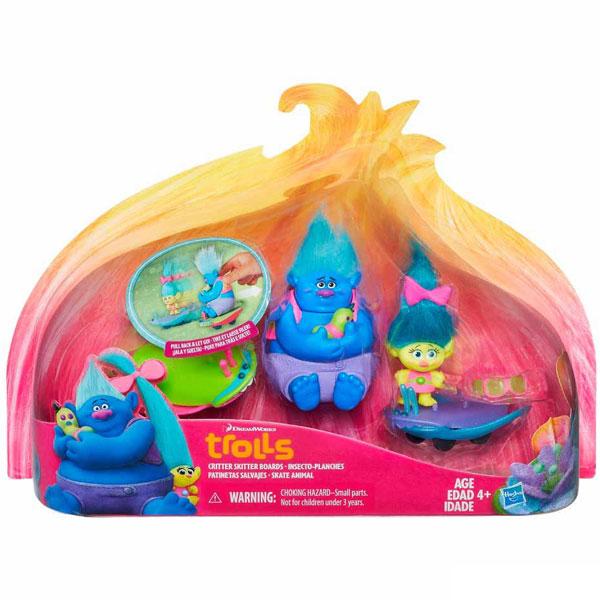 Trolls figure na Skejtu B6558 - ODDO igračke