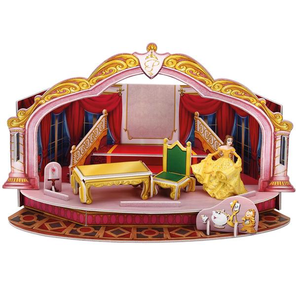 Bully Princeza Belle Magični Momenti - Set 11901 - ODDO igračke