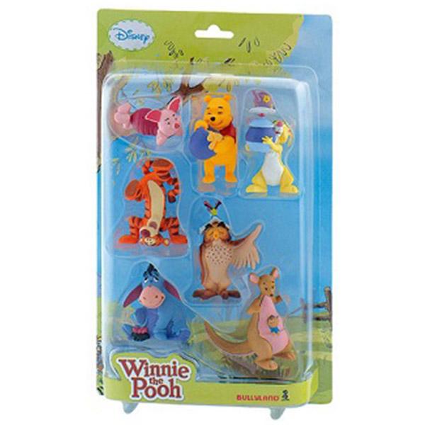 Bully Winnie The Pooh - Blister WD12280 - ODDO igračke