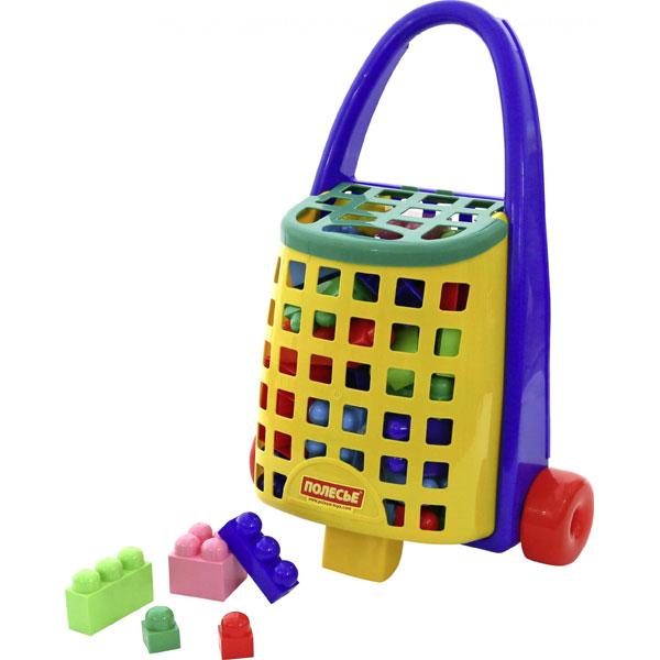 Kolica sa Kockama BR44365 - ODDO igračke