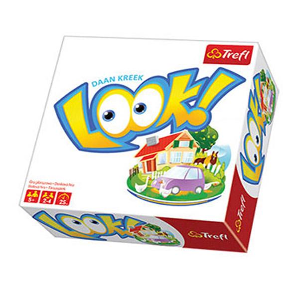 Trefl Društvena Igra Look 01225 - ODDO igračke