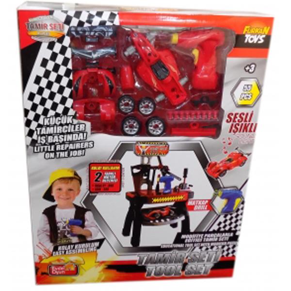 Set sto sa alatom Auto FR56570 - ODDO igračke