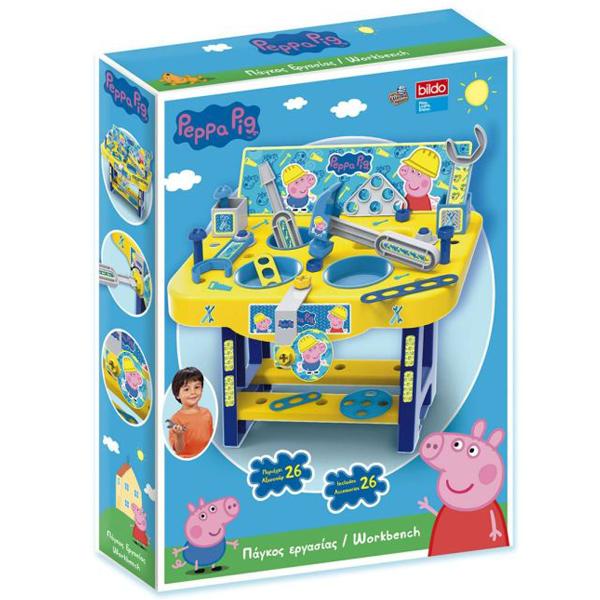 Alatska radionica Peppa Pig 04/8183 - ODDO igračke