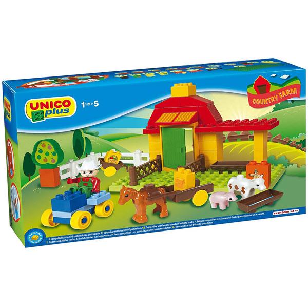 Kocke Mala farma 185290 - ODDO igračke