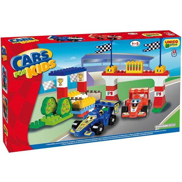 Kocke Autodrom 185641 - ODDO igračke