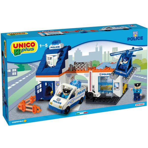 Kocke Policija 285447 - ODDO igračke