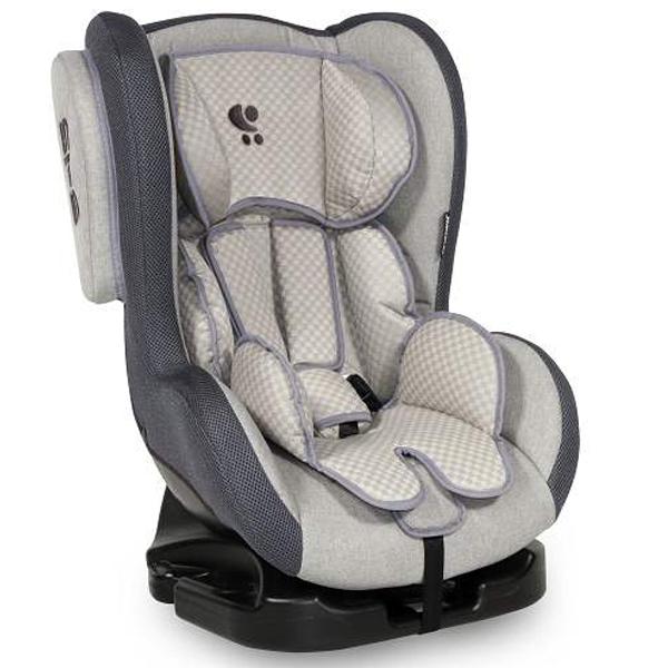 Auto Sedište za decu od 0-18kg Tommy Grey Lorelli Bertoni 10071011737 - ODDO igračke