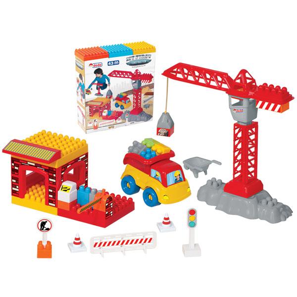 Slagalica DEDE 43pcs 031607 - ODDO igračke