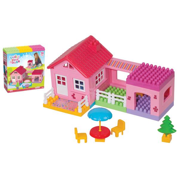 Slagalica DEDE 36pcs 031355 - ODDO igračke