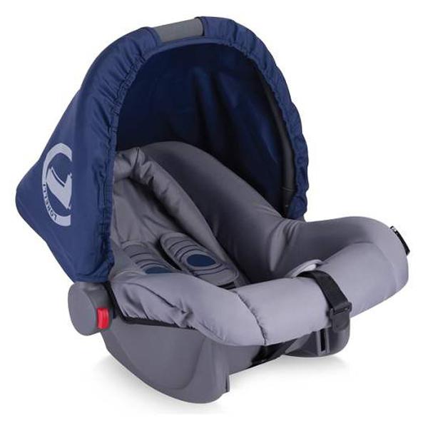 Auto sedište za decu od 0-10kg Lorelli Bertoni Bodyguard Blue 10070131646 - ODDO igračke
