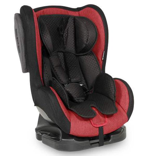 Auto Sedište za decu od 0-18kg Tommy Red&Black Lorelli Bertoni 10071011733 - ODDO igračke