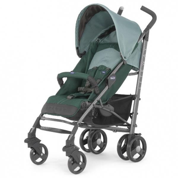 Chicco kolica za bebe Liteway 2 Basic Green 5020595 - ODDO igračke