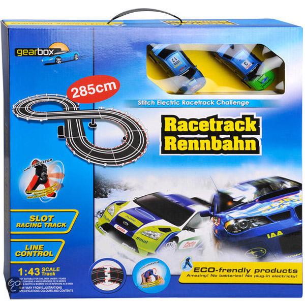 Gearbox staza 285cm 28603 - ODDO igračke