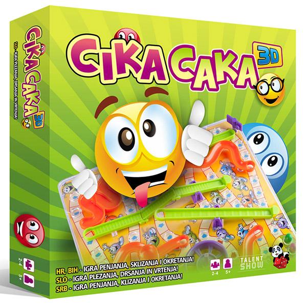 Cika Caka 3D TS50017 - ODDO igračke