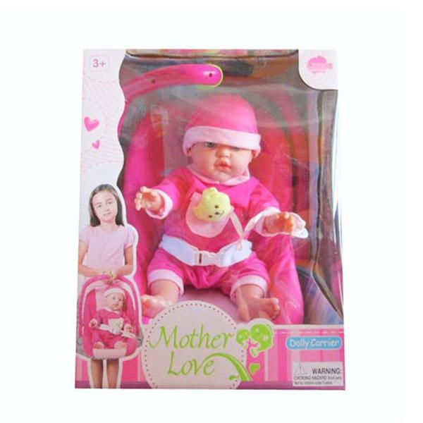 LONGWELL Beba u Nosiljci 100832 - ODDO igračke