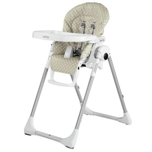 Stolica za hranjenje Prima Pappa Zero 3 Babydot Beige P3510041575 - ODDO igračke
