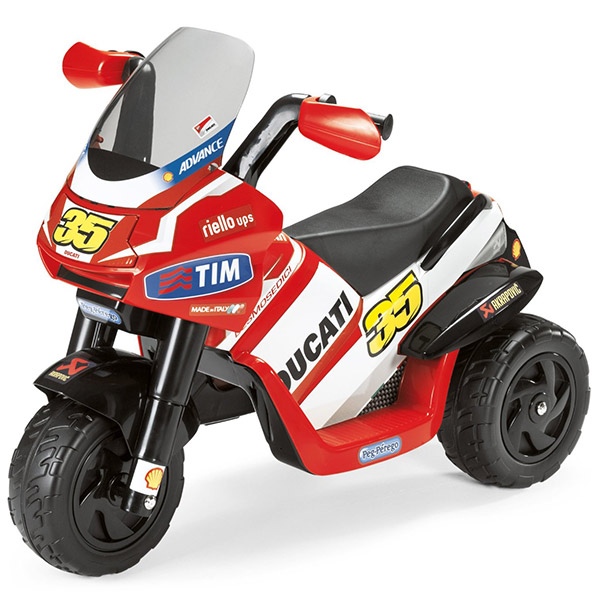 Motor na akumulator Desmosedici 2014 Peg Perego P70060919 - ODDO igračke