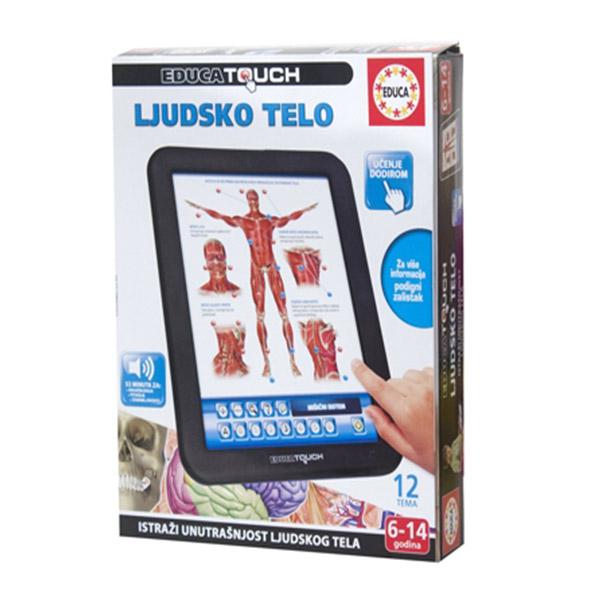 Enciklopedija Ljudskog Tela ED16260 - ODDO igračke