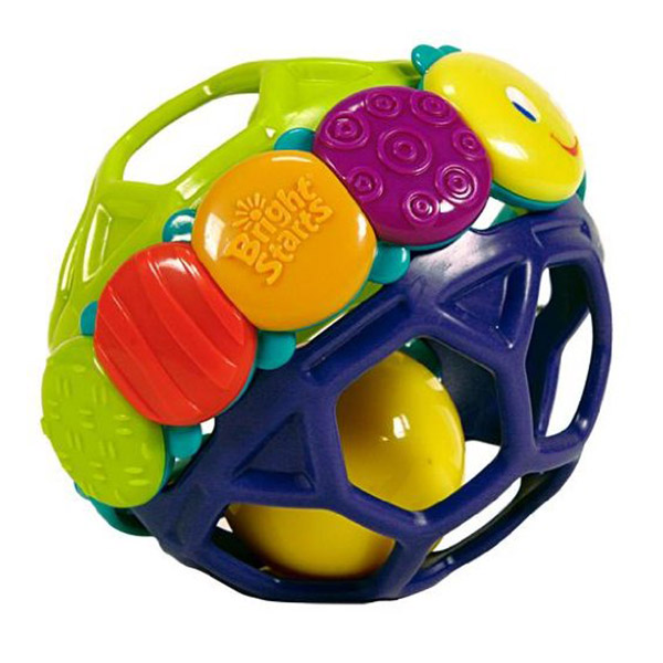 Zvečka Fleksibilna Lopta SKU8863 - ODDO igračke