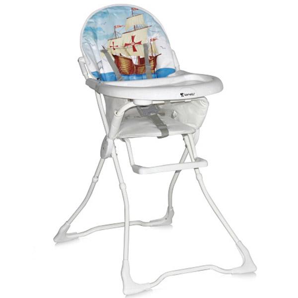 Stolica za hranjenje Candy - Blue Ship 10100211513 - ODDO igračke