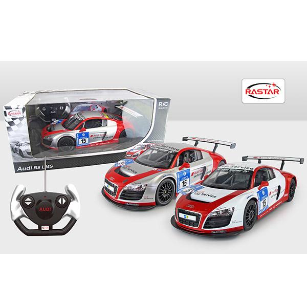Autić na daljinsko upravljanje R/C 1:14 AUDI R8 LMS Performance Rastar RS06349 - ODDO igračke