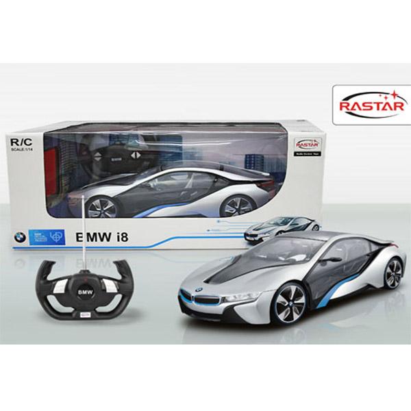 Rastar R/C 1:14 BMW I8 RS07049 - ODDO igračke