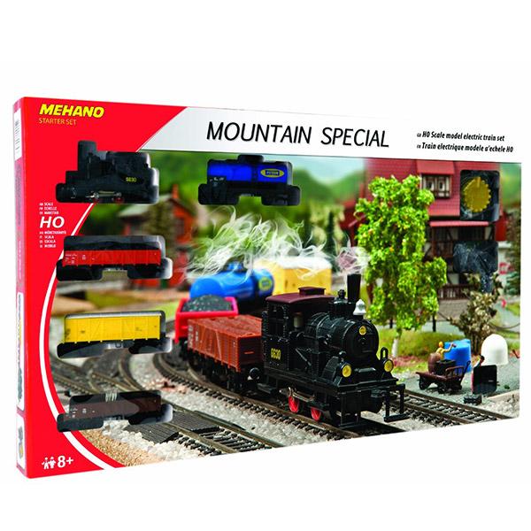 Voz Mehano Mountain Special T112 - ODDO igračke