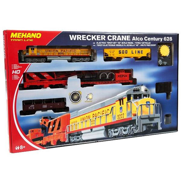 Mehano Voz Wrecker Crane T741  - ODDO igračke