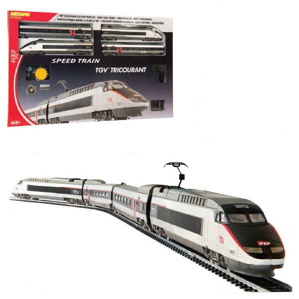 Voz Mehano TGV Tricourant T110 - ODDO igračke